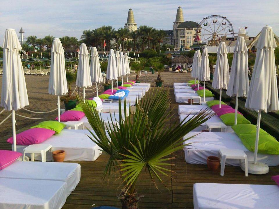 Urlaub Im Bett Am Strand Hotel Delphin Diva Lara Holidaycheck