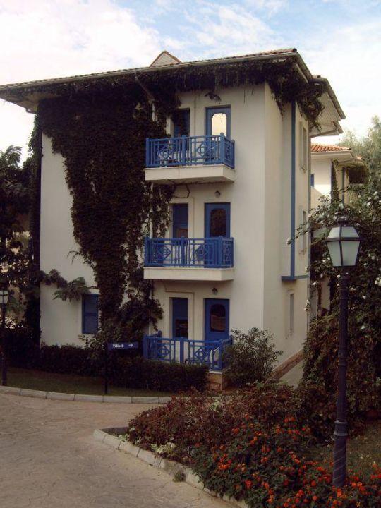 Villa Belconti Resort Hotel