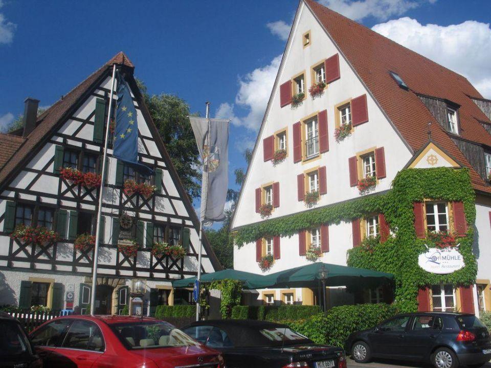 Fränkische Gemütlichkeit Hotel Lohmühle