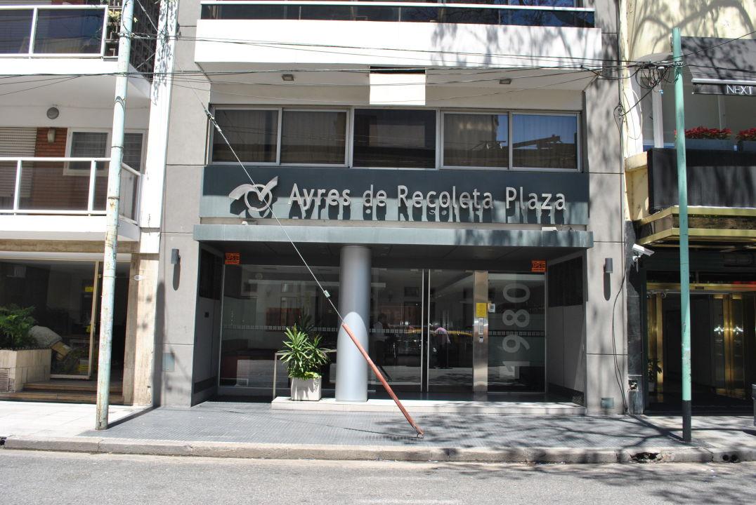Eingangsbereich Hotel Ayres de Recoleta Plaza
