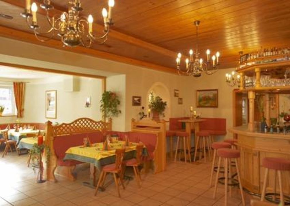 Stüberl im Hubertushof Hotel Hubertushof