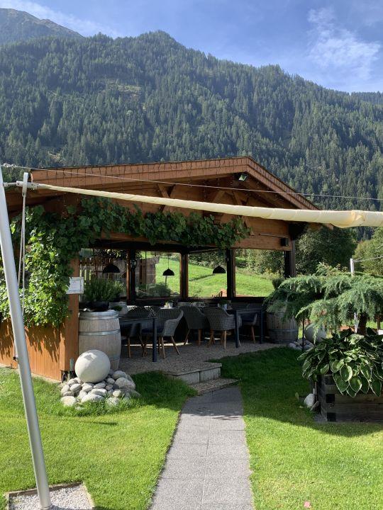 Gartenanlage Aktiv Panoramahotel Daniel