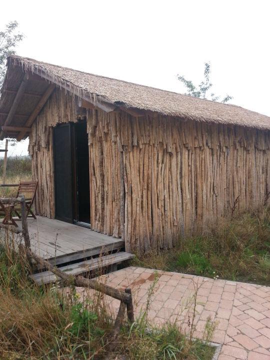 unsere h tte serengeti park hodenhagen hodenhagen holidaycheck niedersachsen deutschland. Black Bedroom Furniture Sets. Home Design Ideas