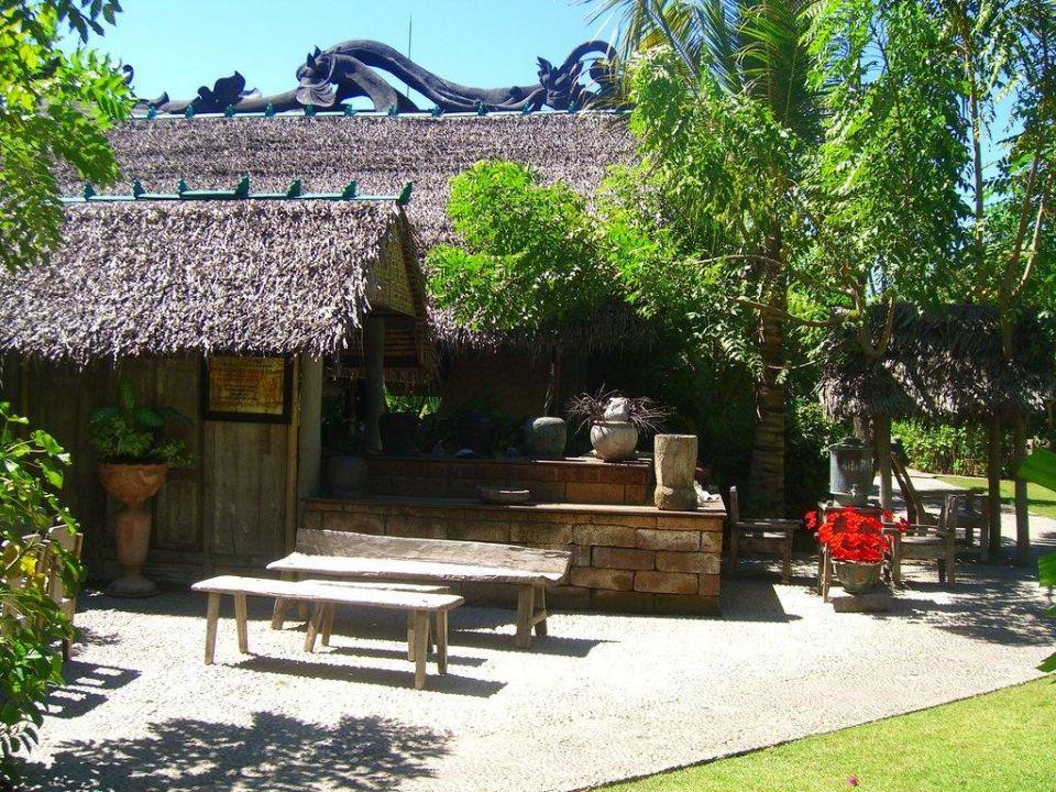 Hotel Bar Hotel Tugu Lombok