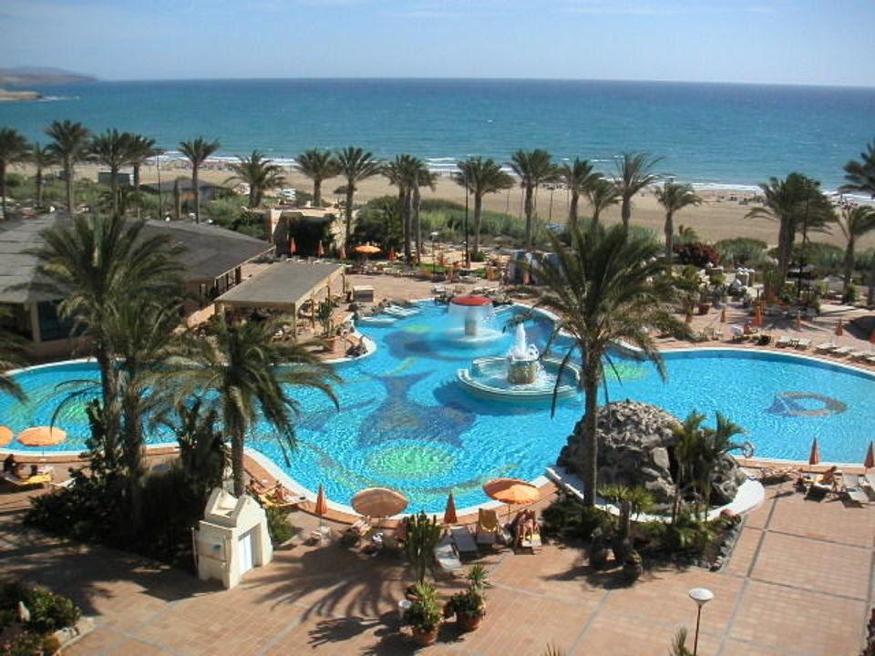 Costa Calma Palace Poolblick SBH Hotel Costa Calma Palace