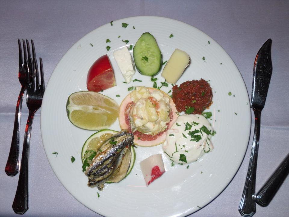 Vorspeise Amelia Beach Resort Hotel & Spa