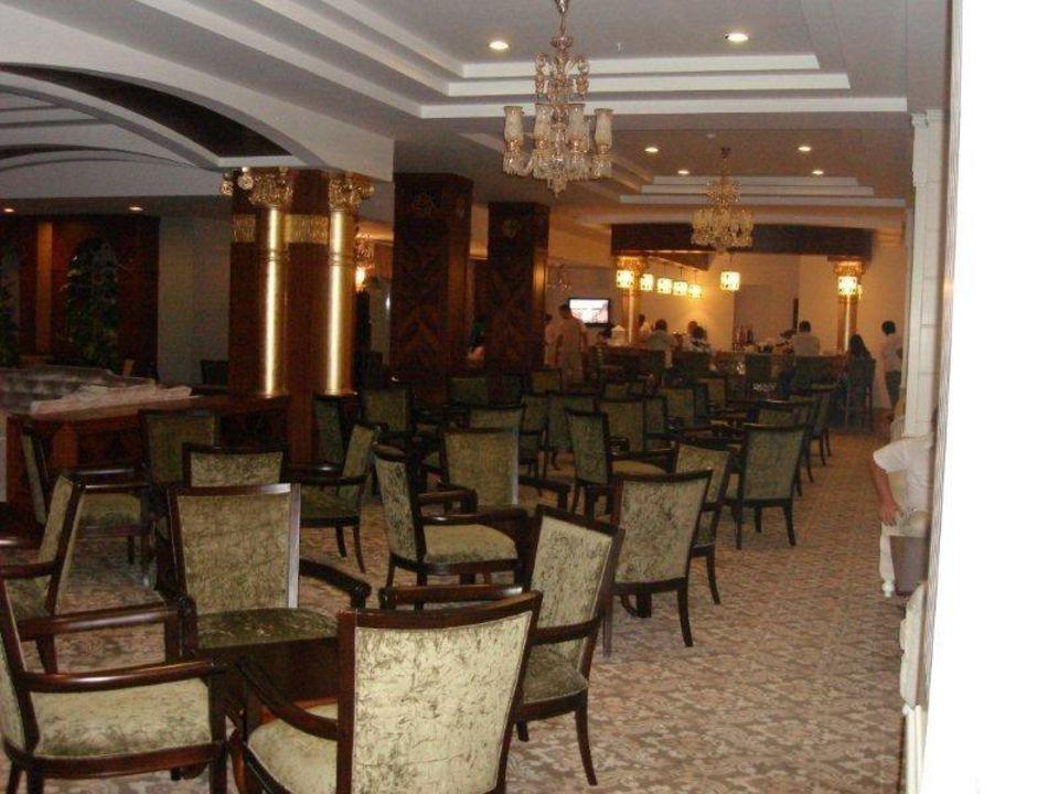 Lobbybar des Fulya Kamelya Collection Hotel Fulya