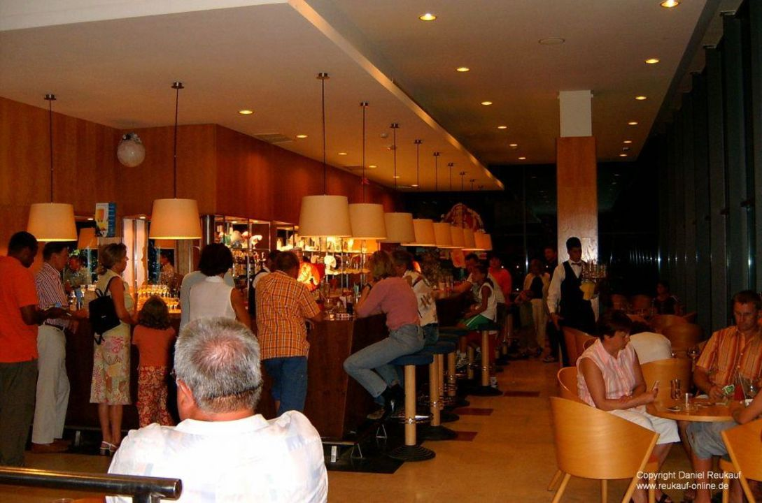 Bar im Hotel SBH Club Paraiso Playa