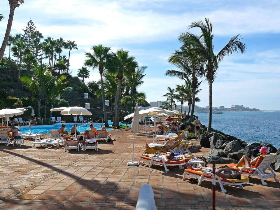 Jardin tropical hotel jardin tropical costa adeje holidaycheck teneriffa spanien - Jardin tropical costa adeje ...