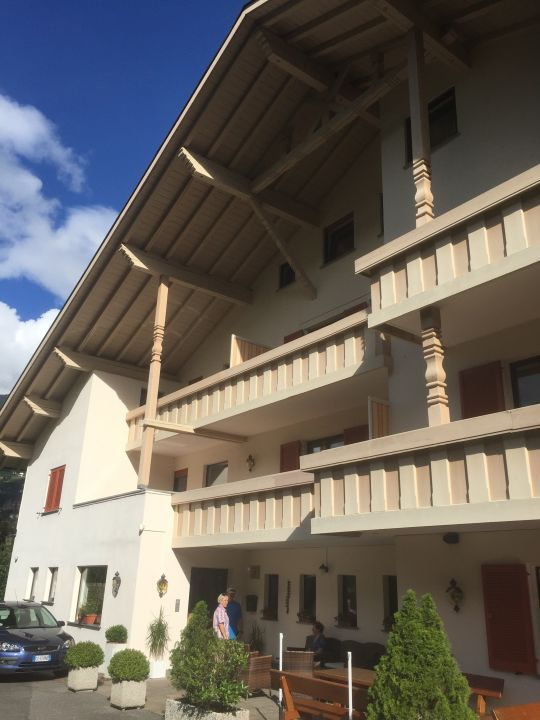 Außenansicht Hotel Weger