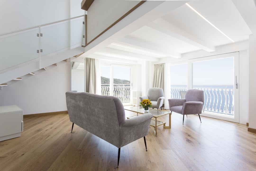 Zimmer Art Hotel Villa Fiorella