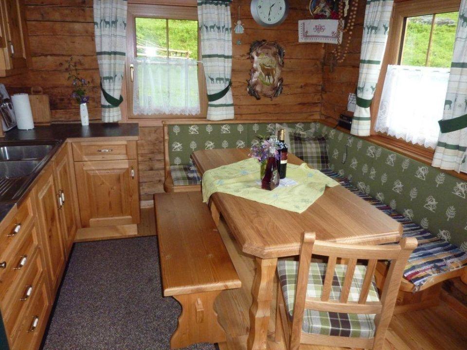Sitzecke - Küche\