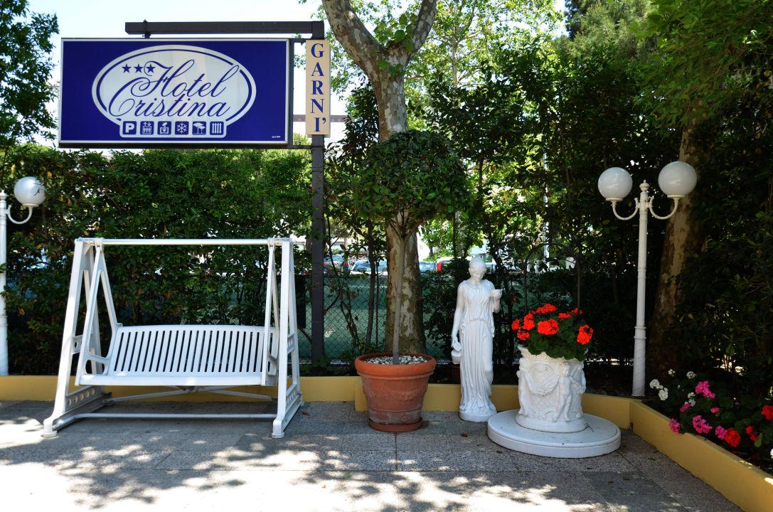 Gartenblick Hotel Cristina