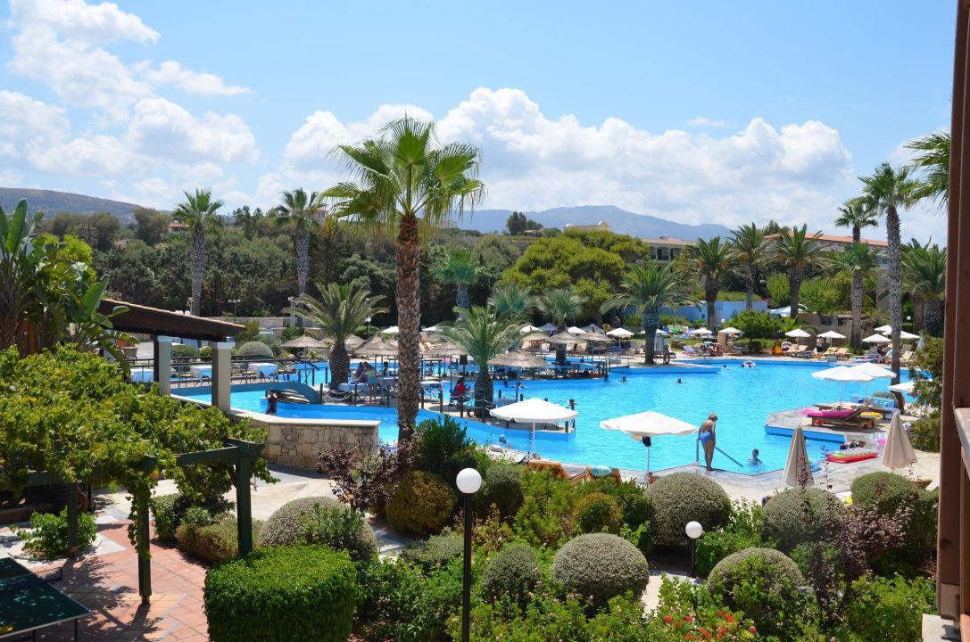 Aquila Rithymna Beach Hotel Crete