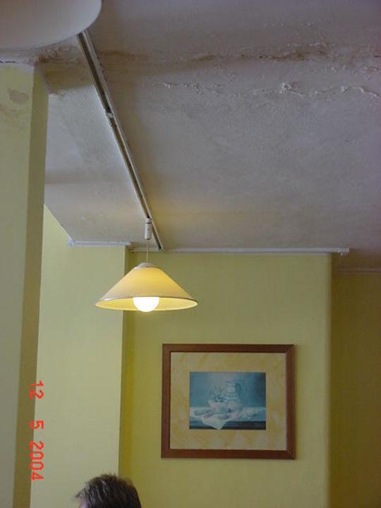 """"""" blühende""""  Decke im Restaurant Bild 1 Aparthotel Bitacora Lanzarote Club"""