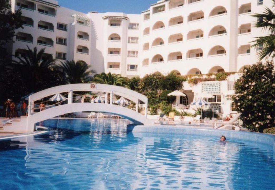 Pool vom Sol Azur Hotel Sol Azur