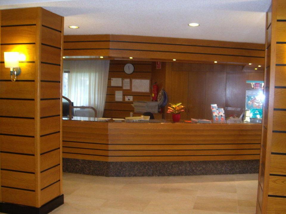 Rezeption Hotel Riu Playa Park