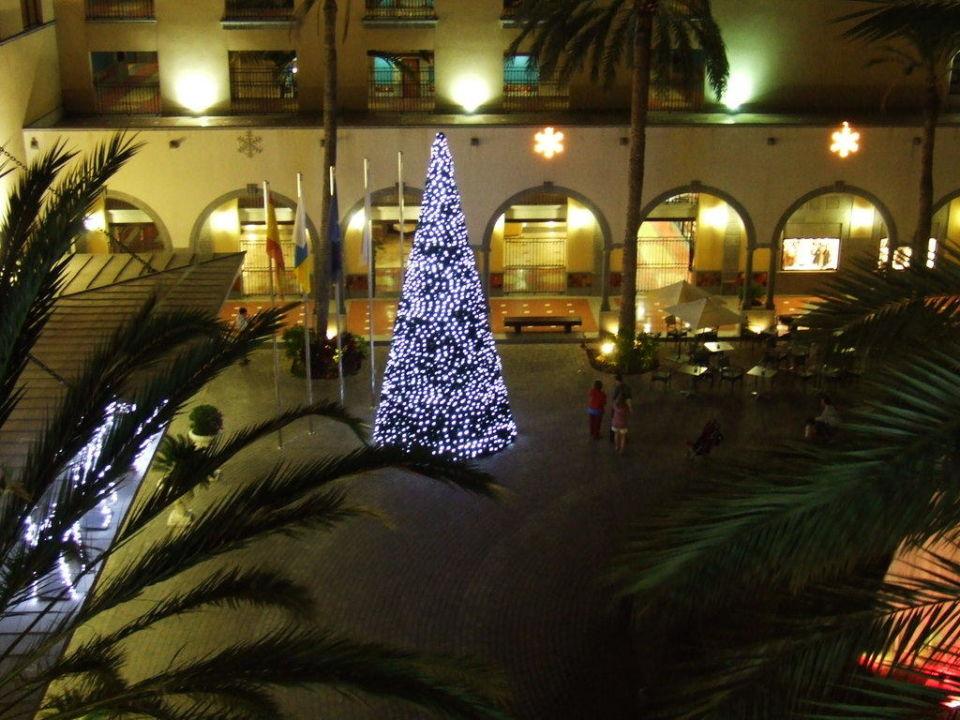 Weihnachten im Lopesan\