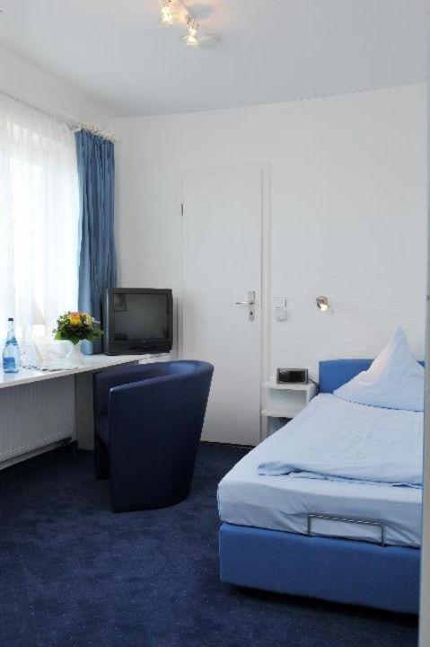 Einzelzimmer im Strandhotel Strandhotel Sylt