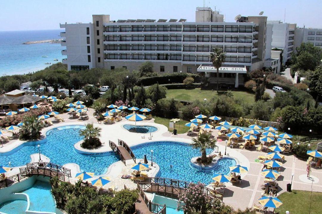 Zypern Hotel Melissi Beach Bilder