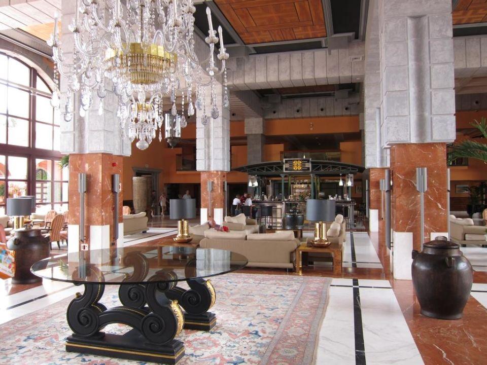 Lobby Lopesan Costa Meloneras Resort, Spa & Casino