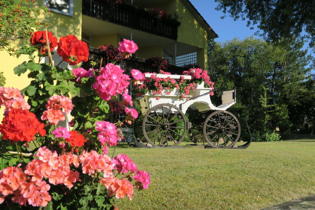 Gartenanlage Haus am Kurpark