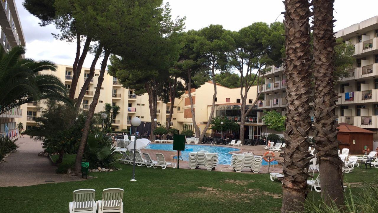 Pool Hotel Best Sol d'Or