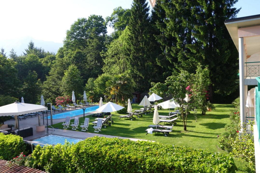Wie im Paradies Hotel & Spa Cacciatori