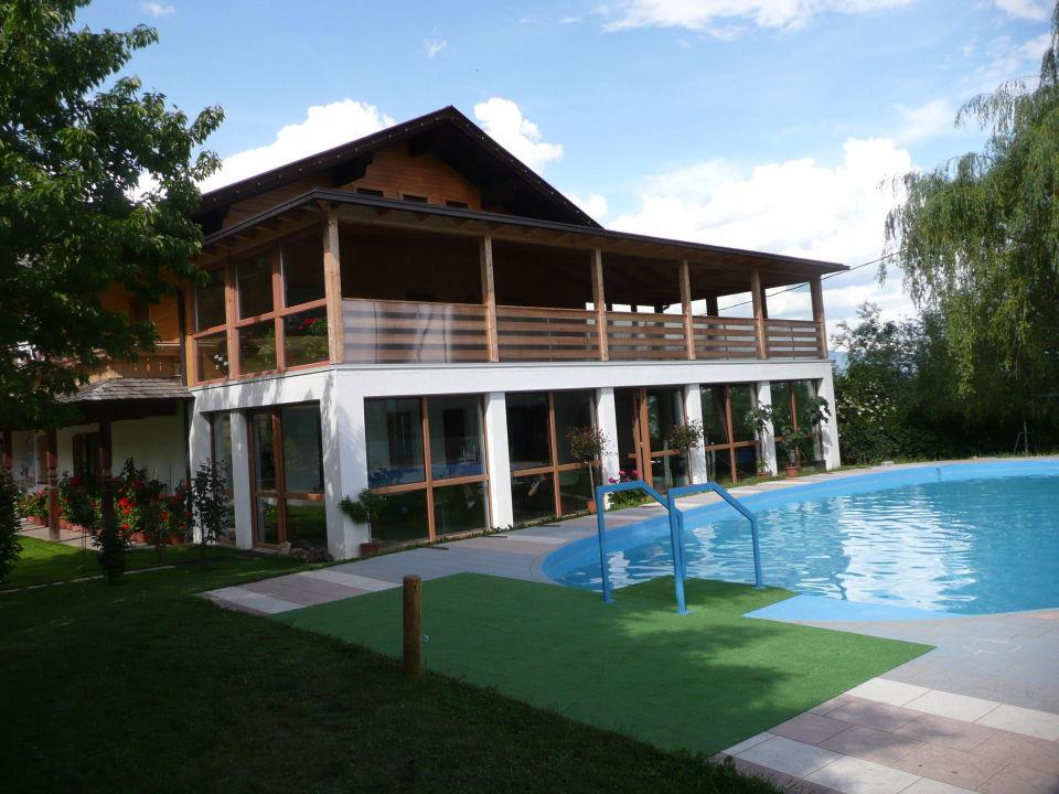Wintergarten, Pool\