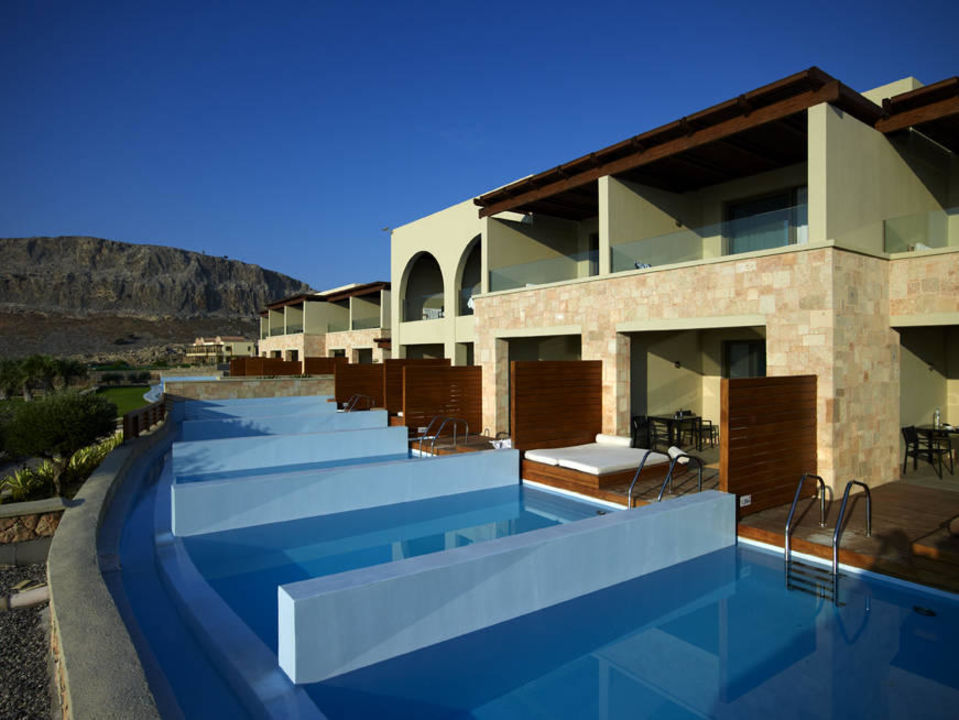 Private Pool Suites AquaGrand Luxury Hotel Lindos