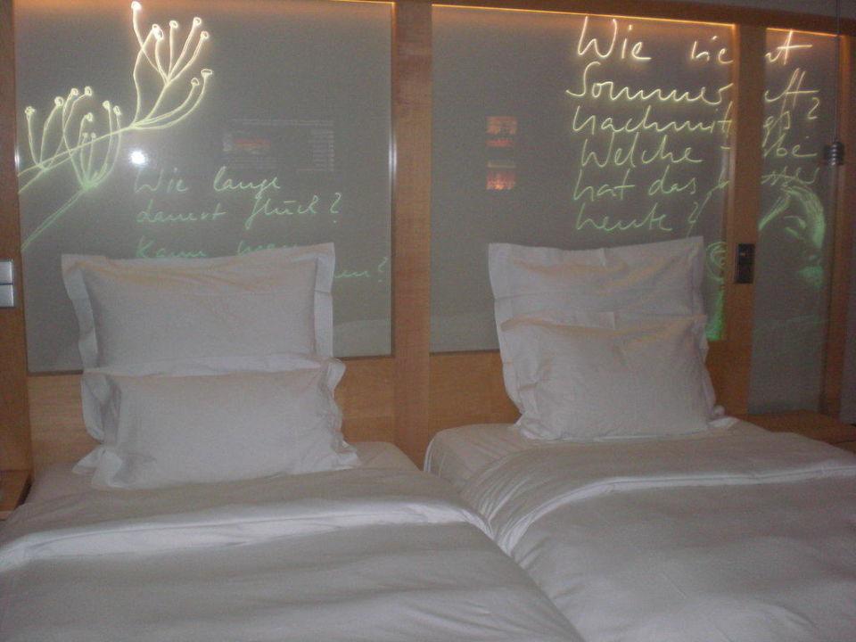 Indirekte Beleuchtung Am Bett! Hotel Le Méridien Hamburg