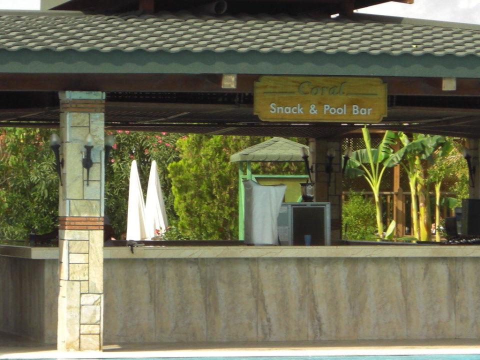 Die bar zwischen den Pools Innvista Hotels Belek