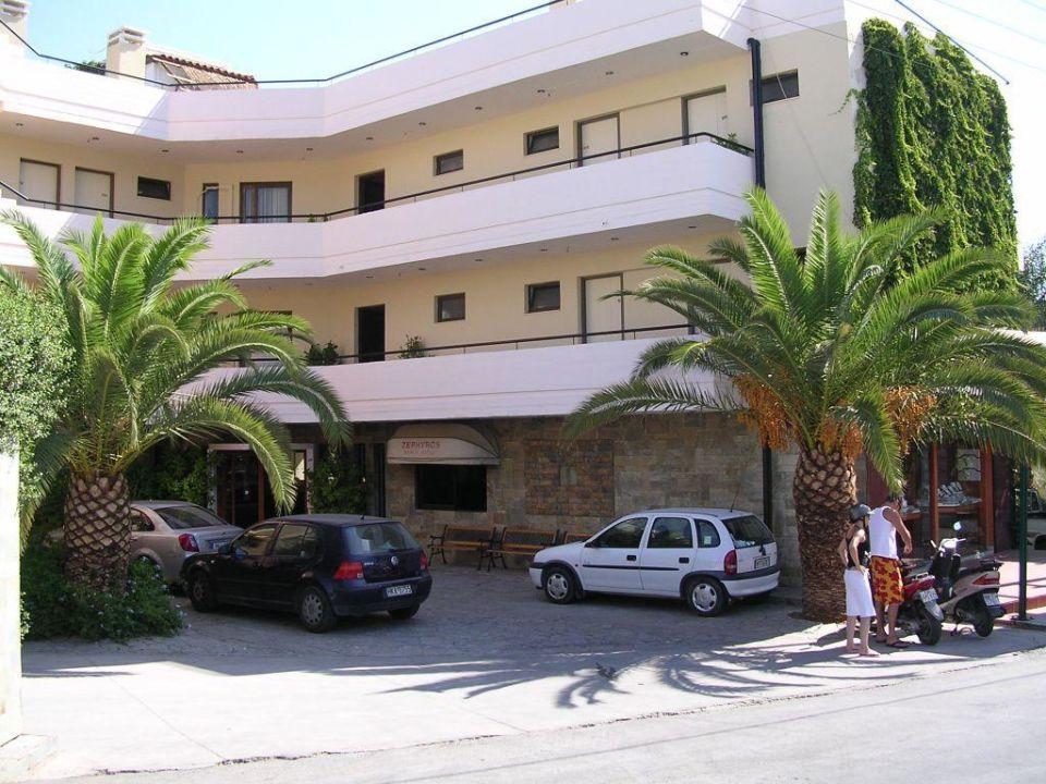 Hotel Hotel Zephyros Beach