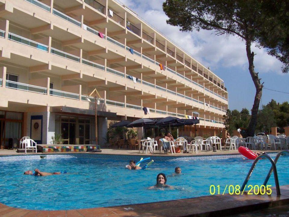 Pool Hotel Els Pins  (Vorgänger-Hotel – existiert nicht mehr)