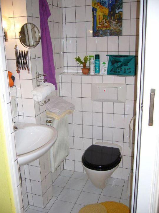 Badezimmer Hotel Zum Goldenen Stern