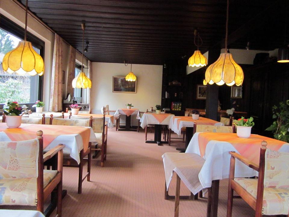"""""""Frühstücks und Aufenthaltsraum"""" Hotel Haus am Hochwald"""