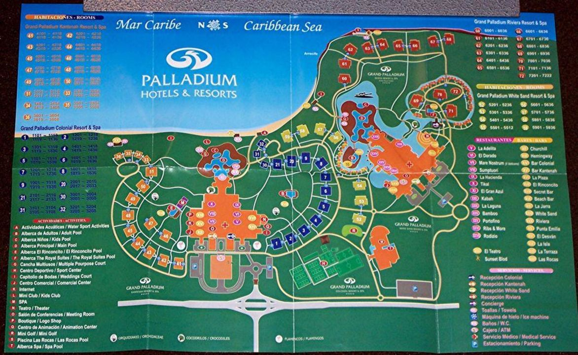 Grand Palladium Resort And Spa Mexico Reviews