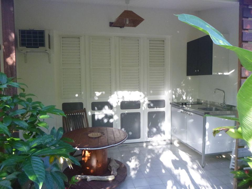 Außenküche Für Terrasse : Haus in ruhiger lage mit gemeinschaftspool möblierter terrasse
