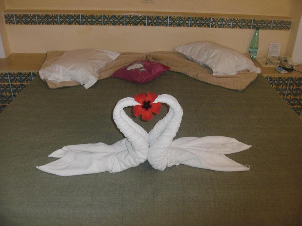 Bettdeko Hotel Seabel Aladin Djerba