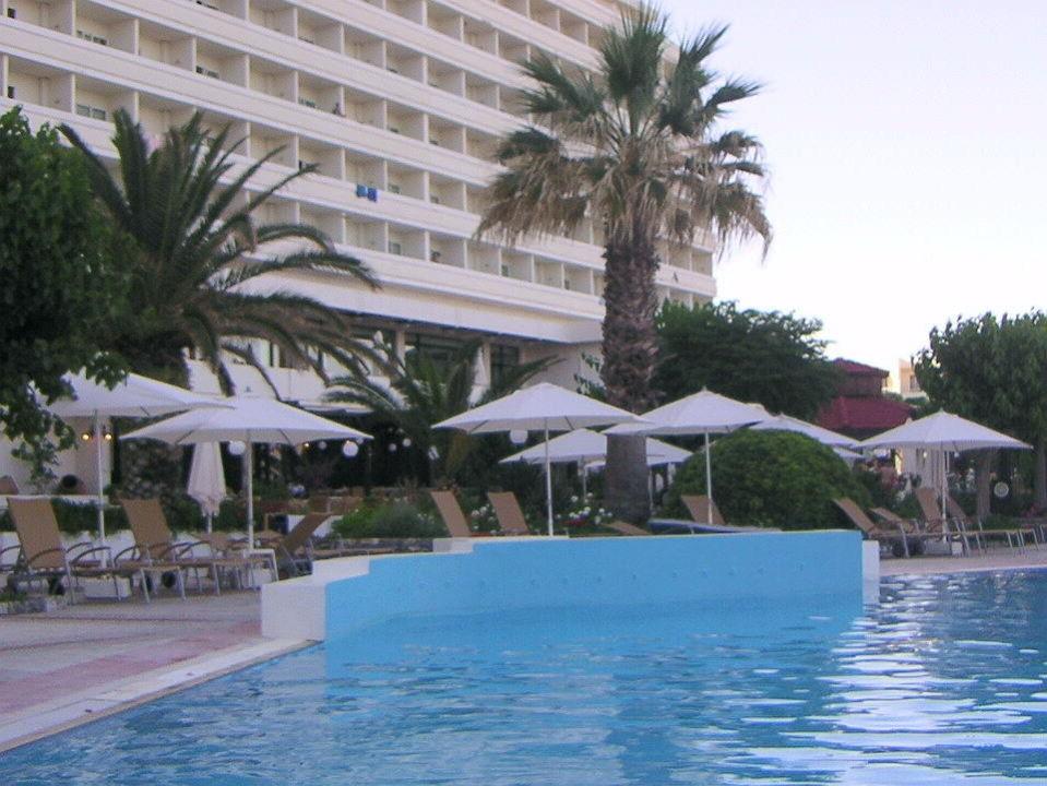 Pool Hotel Louis Colossos Beach (Vorgänger-Hotel – existiert nicht mehr)