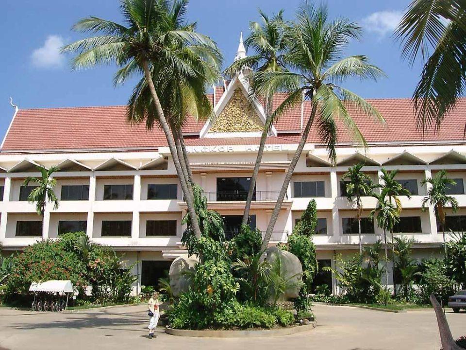 Angkor Hotel Angkor Hotel