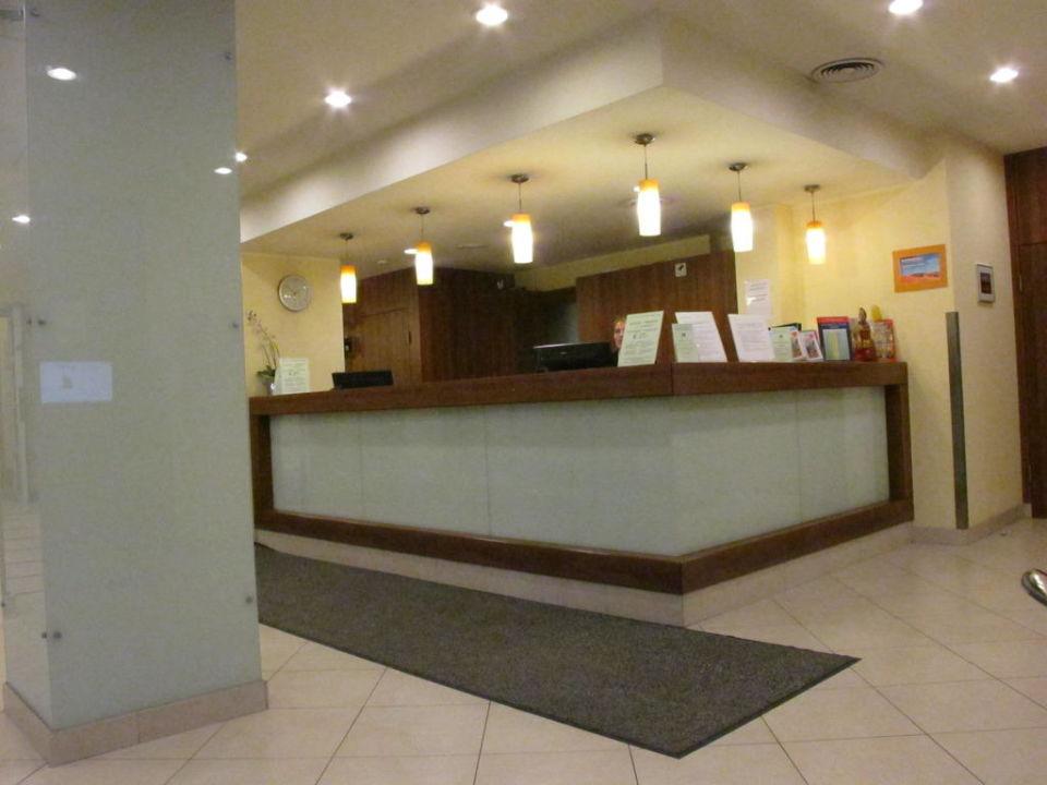 Lobby Hotel Geblergasse