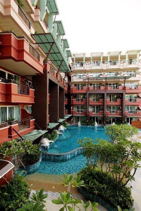 Hotel with pool Hotel Blue Ocean Resort