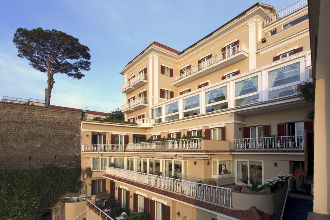 External view  Hotel Corallo Sorrento