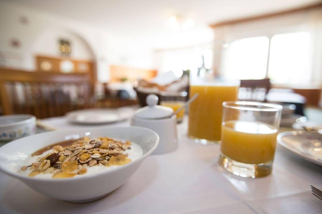 Frühstück Garni Haus Heinrich
