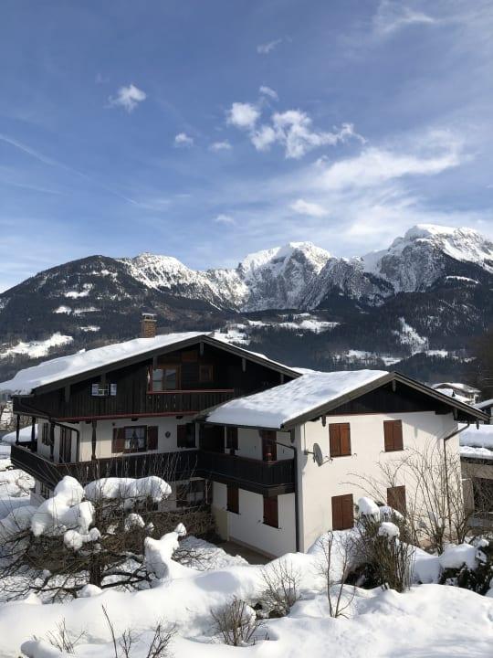 Außenansicht Gästehaus Frauendorf