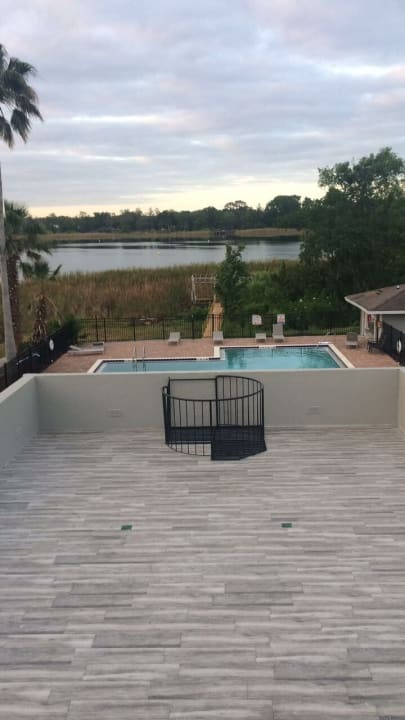 Pool Palazzo Lakeside Hotel Kissimmee