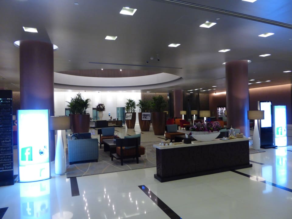 Lobby Hotel Hili Rayhaan by Rotana
