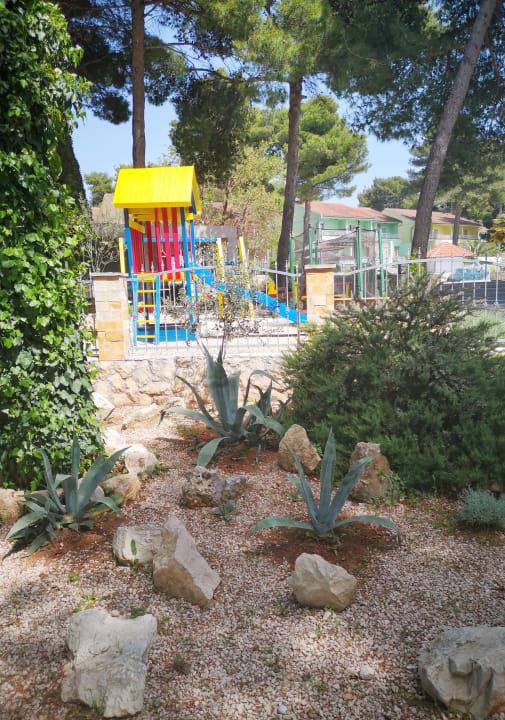 Gartenanlage Matilde Beach Resort