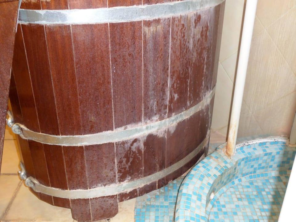 Tauchbecken in der Sauna Hotel Sopron